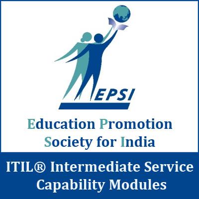 SkillVue EPSI - ITIL Intermediate Service Capability Modules Certification Course(Voucher)