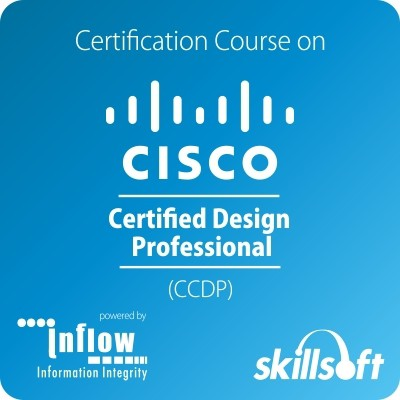 Skill Soft Cisco Certified Design Professional (CCDP) Certification Course(Voucher)
