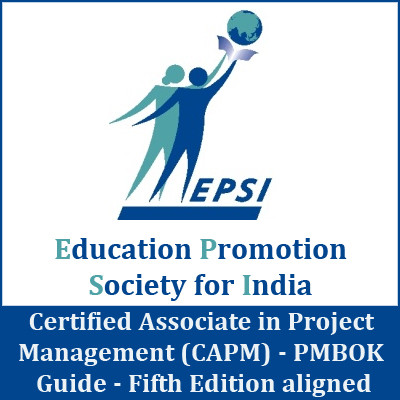SkillVue EPSI - Certified Associate in Project Management (CAPM) - PMBOK Guide - Fifth Edition Aligned Certification Course(Voucher)