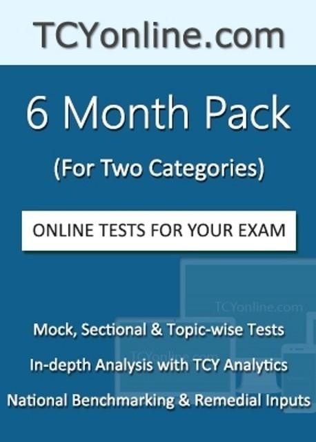 TCYOnline 6 Month Exam Prep Pack (2 Categories) Online Test(Voucher)