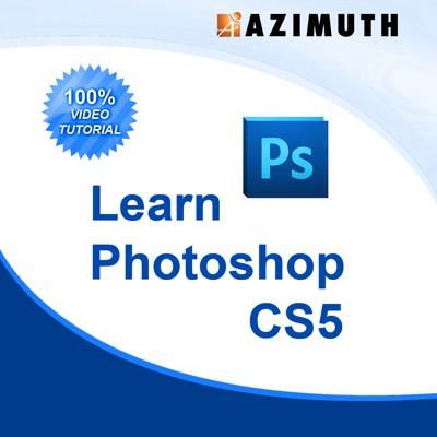 Azimuth Learn Photoshop CS5 Online Course(Voucher)