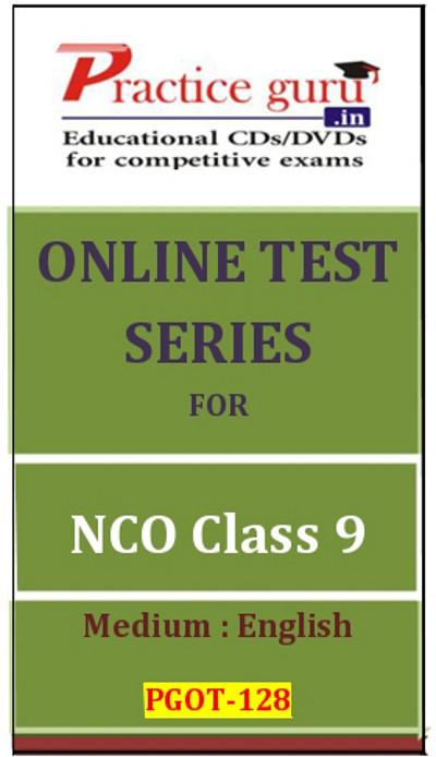 Practice Guru Series for NCO Class 9 Online Test(Voucher)