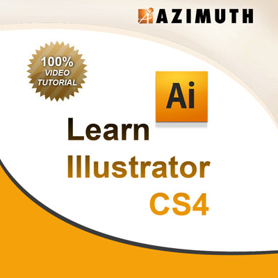Azimuth Learn Illustrator CS4 Online Course(Voucher)