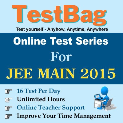 TestBag JEE Main 2015 Online Test(Voucher)
