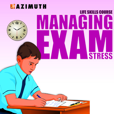 Azimuth Life Skills Course - Managing Exam Stress Online Course(Voucher)