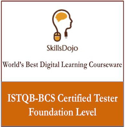 SkillsDojo ISTQB - BCS Certified Tester Foundation Level Certification Course(Voucher)