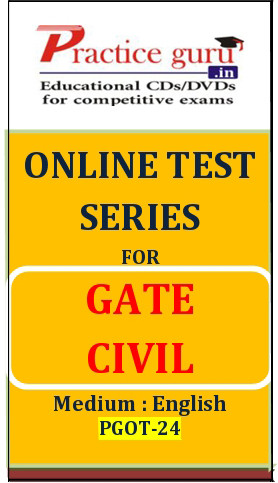 Practice Guru GATE - Civil Online Test(Voucher)