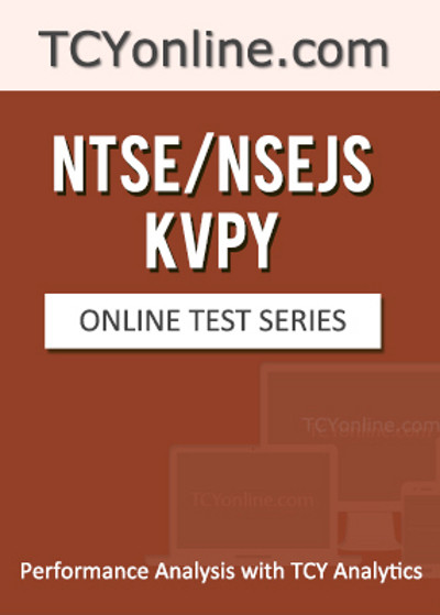 TCYonline NTSE / NSEJS / KVPY - Performance Analysis with TCY Analytics (7 Months Pack) Online Test(Voucher)