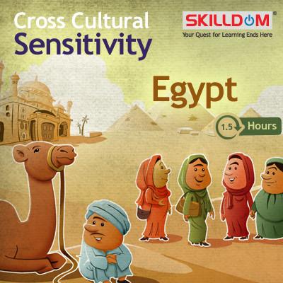 SKILLDOM Cross Cultural Sensitivity - Egypt Certification Course(User ID-Password)