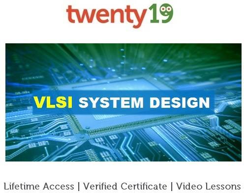 Twenty19 VLSI System Design Certification Course(Voucher)