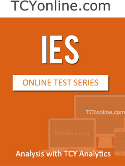 TCYonline IES - Analysis with TCY Analytics (12 Months) Online Test(Voucher)