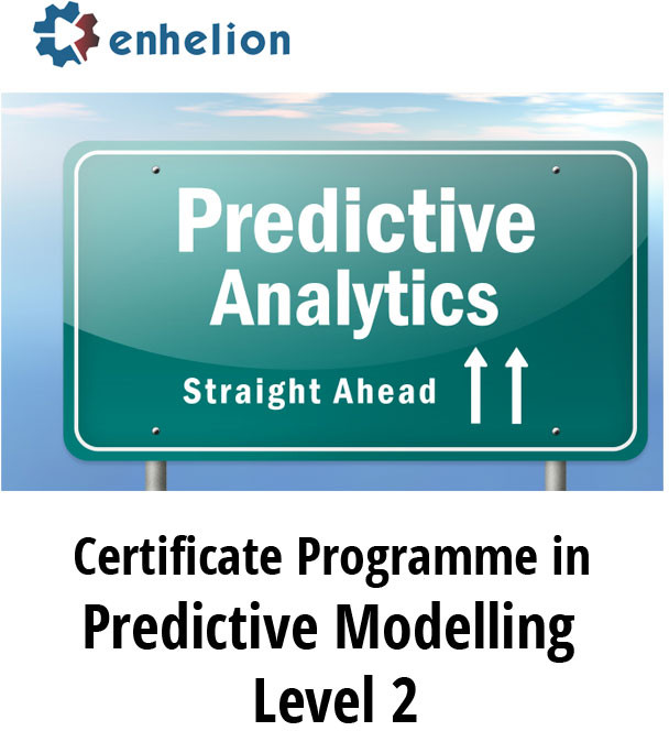 Enhelion Certificate Programme in Predictive Modelling - Level 2 Certification Course(Voucher)