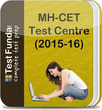 Test Funda MH - CET Test Centre (2015 - 16) Online Test(Voucher)