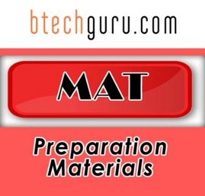 Btechguru MAT Preparation Materials Online Course(Voucher)