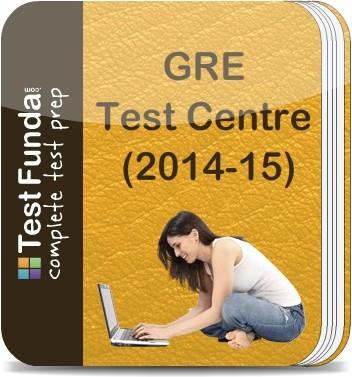 Test Funda GRE Test Centre (2014 - 15) Online Test(Voucher)