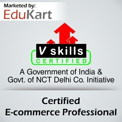 Vskills Certified E-commerce Professional Certification Course(Voucher)