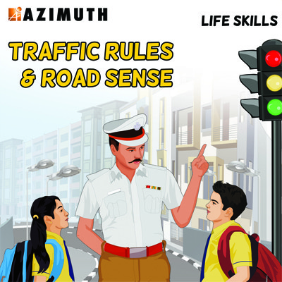 Azimuth Life Skills - Traffic Rules & Road Sense Online Course(Voucher)