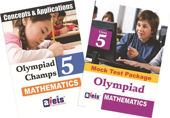 AIETS Olympiad Champs - Class 5 (Mathematics) School Course Material(Voucher)