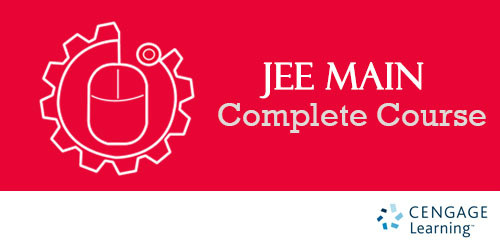 Cengage Learning JEE Main Complete Course Online Test(Voucher)