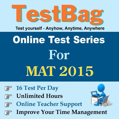 TestBag MAT 2015 Online Test(Voucher)