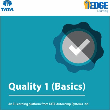 iEDGE Learning Quality 1 (Basics) Certification Course(Voucher)