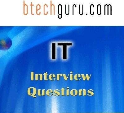 Btechguru IT Interview Questions Online Course(Voucher)