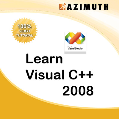 Azimuth Learn Visual C++ 2008 Online Course(Voucher)