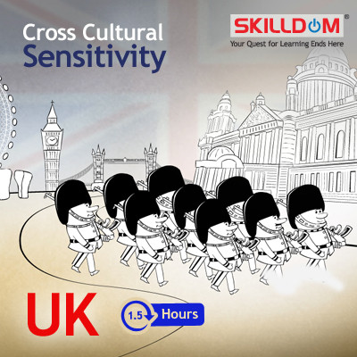 SKILLDOM Cross Cultural Sensitivity - UK Certification Course(User ID-Password)