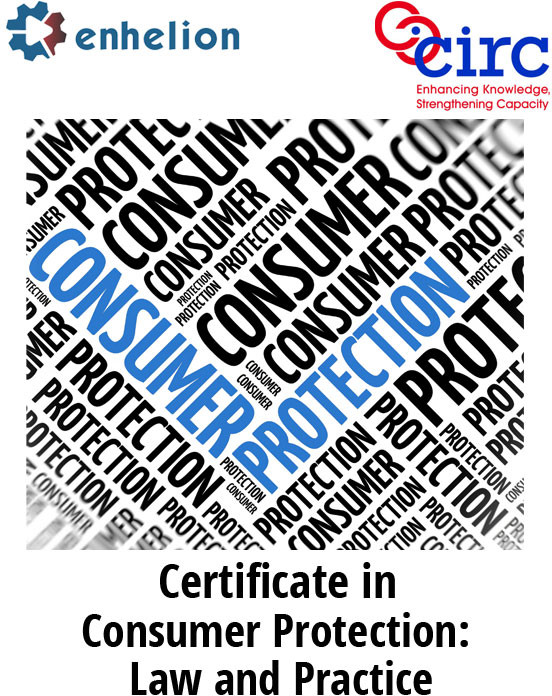 Enhelion Certificate in Consumer Protection : Law and Practice Certification Course(Voucher)