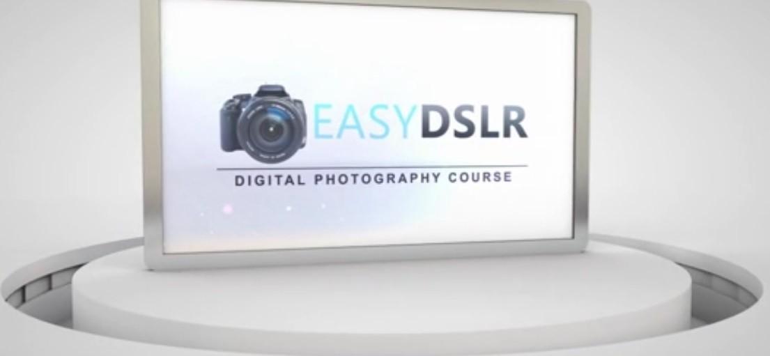 EasySkillz Easy DSLR Digital Photography Course Online Course(Voucher)