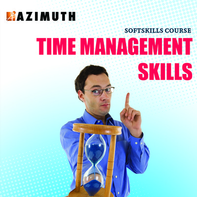 Azimuth Softskills Course - Time Management Skills Online Course(Voucher)