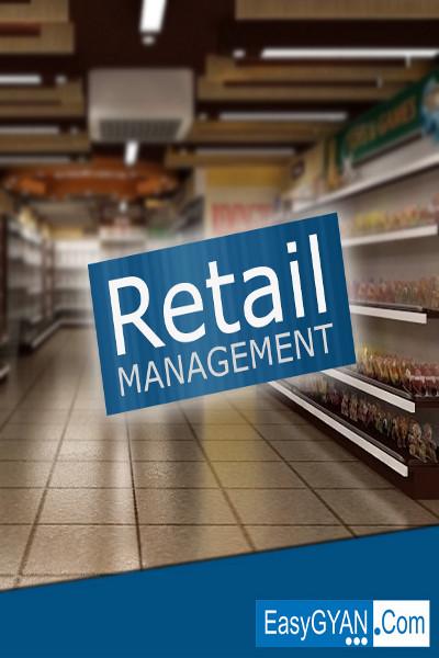 Easygyan.com Retail Management Online Course(Voucher)