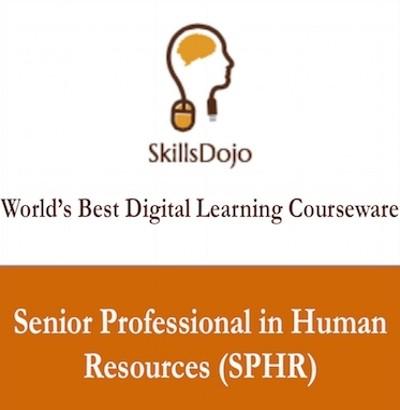 SkillsDojo Senior Professional in Human Resources (SPHR) Certification Course(Voucher)