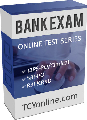 TCYonline Bank / PO / Clerical 3 Month Pack Online Test(Voucher)