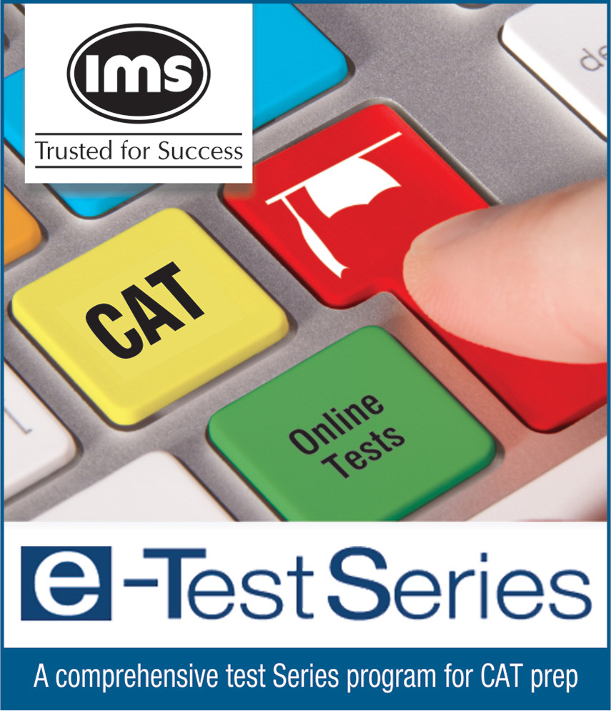 IMS e-Test Series Online Test(Voucher)