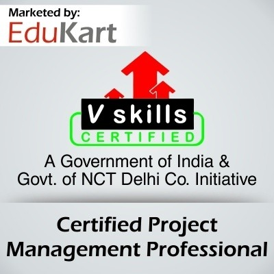 Vskills Certified Project Management Professional Certification Course(Voucher)