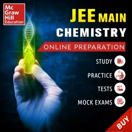 McGraw Hill Education JEE Main - Chemistry Online Course(Voucher)