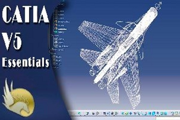 EasySkillz CATIA V5 Essentials Online Course(Voucher)