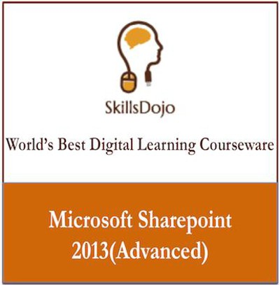 SkillsDojo Microsoft SharePoint 2013 (Advanced) Online Course(Voucher)