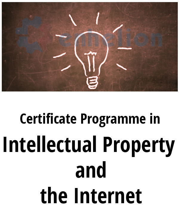 Enhelion Intellectual Property and the Internet Certification Course(Voucher)