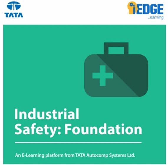 iEDGE Learning Industrial Safety : Foundation Certification Course(Voucher)