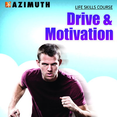 Azimuth Life Skills Course - Drive & Motivation Online Course(Voucher)