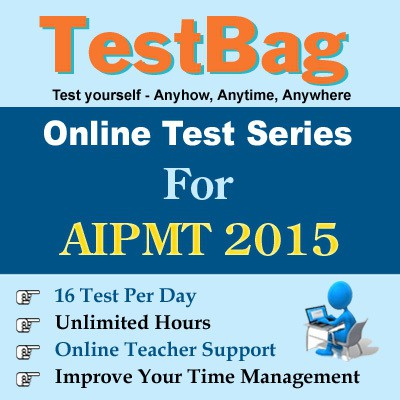 TestBag AIPMT 2015 Online Test(Voucher)