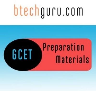 Btechguru GCET Preparation Materials Online Course(Voucher)
