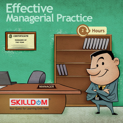 SKILLDOM Effective Managerial Practice Certification Course(User ID-Password)