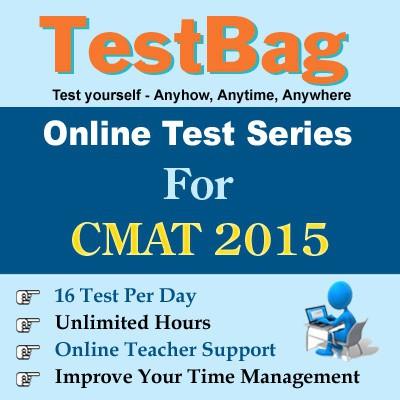 TestBag CMAT 2015 Online Test(Voucher)