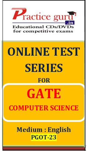 Practice Guru GATE - Computer Science Online Test(Voucher)