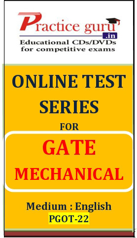 Practice Guru GATE - Mechanical Online Test(Voucher)