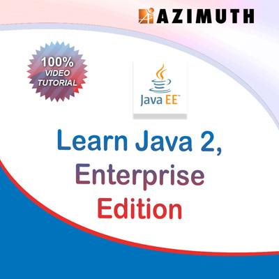 Azimuth Learn Java 2, Enterprise Edition Online Course(Voucher)