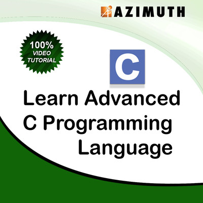 Azimuth Learn Advanced C Programming Language Online Course(Voucher)